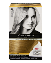 John Frieda Sheer Blonde® Medium Natural Blonde 8N Precision ...