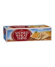 Nabisco Red Oval Farms Stoned Wheat Thins Crackers 10.6 Oz Box