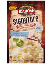 Idahoan® Signature Russets Mashed Potatoes 3.25 oz. Pouch