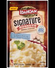 Idahoan® Signature Russets Mashed Potatoes 3.25 oz. Pouch