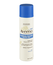 Aveeno® Positively Smooth™ Shave Gel 7 oz Can