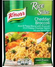 Knorr® Rice Sides™ Cheddar Broccoli 5.7 oz. Pouch