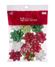 Berwick Gift Bows Peel 'N Stick - 12 CT