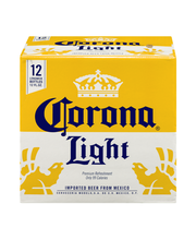Corona Light Imported Beer - 12 CT