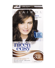 Clairol Nice 'N Easy Permanent Hair Color 5 Natural Medium Br...