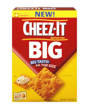 Cheez-It® Big Baked Snack Crackers 11.7 oz. Box