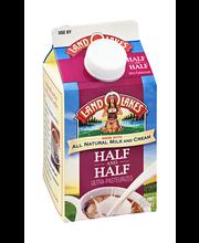 Land O Lakes® Rich & Creamy Half & Half 1 pt. Carton
