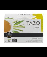 Tazo® Zen™ Green Tea K-Cup® 10 ct Box