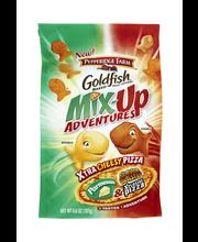 Pepperidge Farm® Goldfish® Mix Cheesy Pizza + Parmesan Crackers, 6.6 oz. Bag