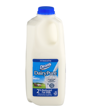 Dean's Dairy Pure 2% Reduced Fat Milk