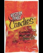 Wf Gummi Worms Peg