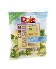 Dole Garlic Caesar Salad Kit