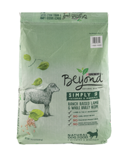 Purina Beyond Simply 9 Lamb & Whole Barley Recipe Dog Food 14...