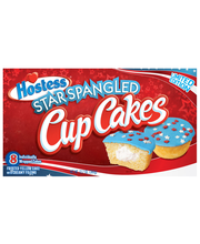Hostess® Star Spangled Cup Cakes 8 ct Box