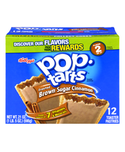 Kellogg's® Pop-Tarts® Frosted Brown Sugar Cinnamon Toaster Pa...