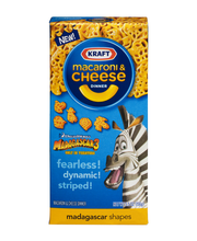 Kraft Despicable Me Shapes Macaroni & Cheese Dinner 5.5 oz. Box