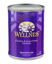 Wellness Natural Dog Food Chicken & Sweet Potato Formula
