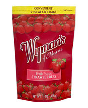 Wyman's of Maine® Fresh Frozen Strawberries 15 oz. Bag