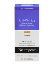 Neutrogena® Deep Wrinkle Moisture Spf20 Ageless Intensives™ 1...