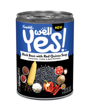 Campbell's® Well Yes!™ Black Bean with Red Quinoa Soup, 16.3 oz.