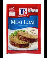 McCormick® Meat Loaf Seasoning Mix, 1.5 oz