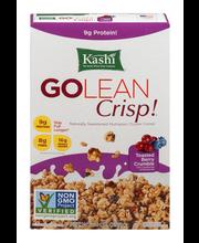 Kashi® Golean® Toasted Berry Crisp Cereal 14 oz. Box