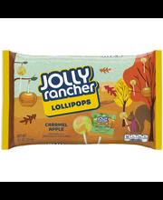 Jolly Rancher Halloween Caramel Apple Flavored Lollipops 9.1 ...