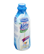 Lifeway Kefir Cultured Milk Smoothie Lowfat Probiotic Plain U...