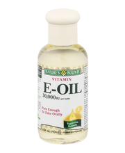 Nature's Bounty Vitamin E-Oil 30,000 IU Vegetarian Formula