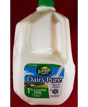 Dean's Dairy Pure 1% Lowfat Milk