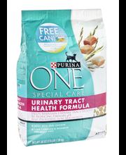 Purina ONE Urinary Tract Health Formula Adult Premium Cat Foo...