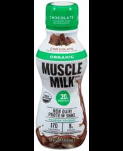 Muscle Milk® Organic Chocolate Non Dairy Protein Shake 12 fl....