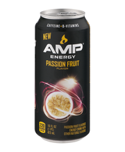 Amp® Energy Passion Fruit Flavor Energy Drink 16 fl. oz. Can
