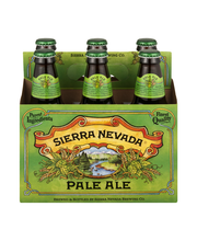Sierra Nevada® Pale Ale 6-12 fl. oz. Bottles