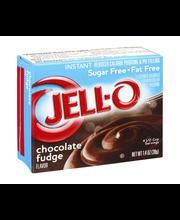 Jell-O® Sugar Free Fat Free Chocolate Fudge Instant Reduced C...