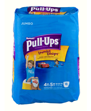 Huggies® Pull-Ups® Training Pants Learning Designs® for Boys ...