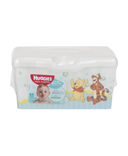 Huggies One & Done Wipes Cucumber & Green Tea - 64 CT