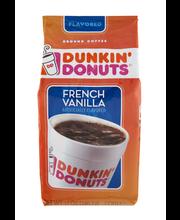 Dunkin' Donuts French Vanilla Ground Coffee