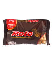 Rolo® Chewy Caramels in Milk Chocolate 12 oz. Bag
