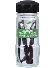 McCormick Gourmet™ Madagascar Vanilla Beans 2 ct Shaker
