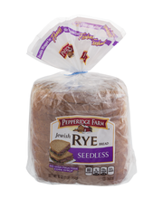 Pepperidge Farm® Jewish Seedless Rye Bread 16 oz. Bag