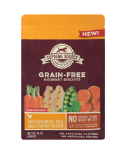 Supreme Source® Grain-Free Chicken Meal, Pea and Carrot Recip...