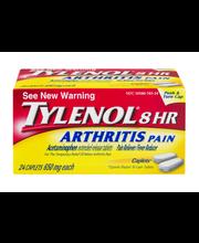 Tylenol® 8 HR Arthritis Pain Reliever/Fever Reducer Extended-...