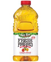 Tree Top® Fresh Pressed 3 Apple blend Juice 64 oz. Bottle