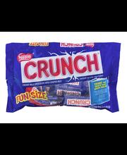 NESTLE CRUNCH Fun Size 11 oz Bag