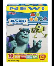Kellogg's® Disney/Pixar Monsters Fruit Flavored Snacks 10 ct Box