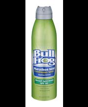 Bull Frog Marathon Mist Continuous Spray Sunscreen SPF 50