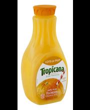 Tropicana® Pure Premium® Grovestand® Lots of Pulp Orange Juic...