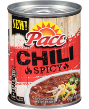Pace Spicy Chili 14.5 oz.