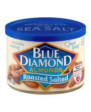 Blue Diamond® Almonds Roasted Salted 6 oz. Canister